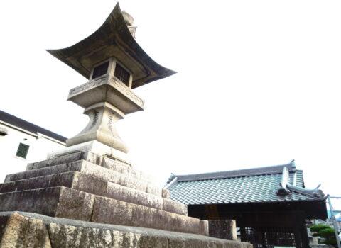 日本一の石灯籠