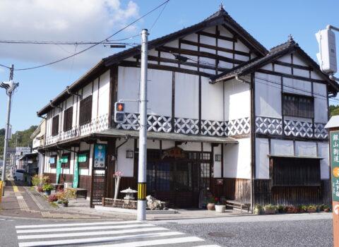 寿旅館の外観