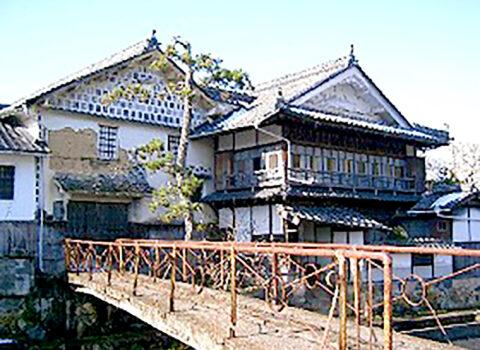 旧田辺邸の写真